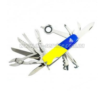 ��������� Ego tools IT.02 Blue&Yellow
