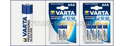 Батарейка VARTA AAA PHOTO BLI 2 (4203201412)