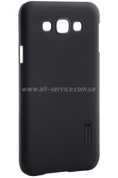 Чехол NILLKIN Samsung E7/E700 - Super Frosted Shield (Black)
