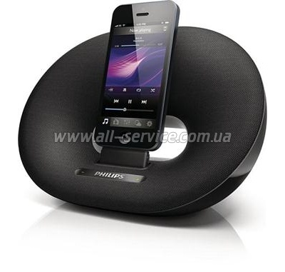 Акустика Philips Lightning iPhone/iPod/Aux (DS3205/12)