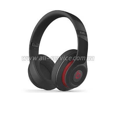 Наушники Beats Studio 2 Over-Ear Black (MH792ZM/A)