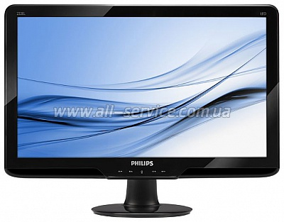 Монитор PHILIPS 222EL2SB/00