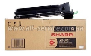 Тонер-картридж AR-202T Sharp AR163/ 201/ 206/ ARM160/ 205 (16K, @5%)