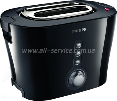 Тостер Philips HD 2630/20 Black