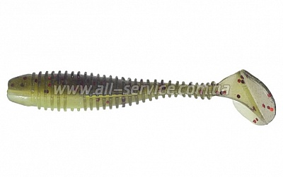 Силикон Fishing Roi Fatty Shad 70мм цвет-S006  уп.12шт. (123-10-70-S006)