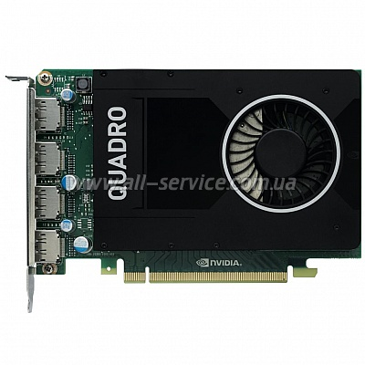 Видеокарта Dell NVIDIA Quadro M2000 4GB Graphics (490-BDER)