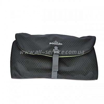 Косметичка PINGUIN FOLDABLE WASHBAG S black (PNG FWS01)