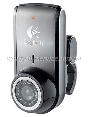 Веб камера LOGITECH QuickCam for Notebooks Pro (961398-0914)