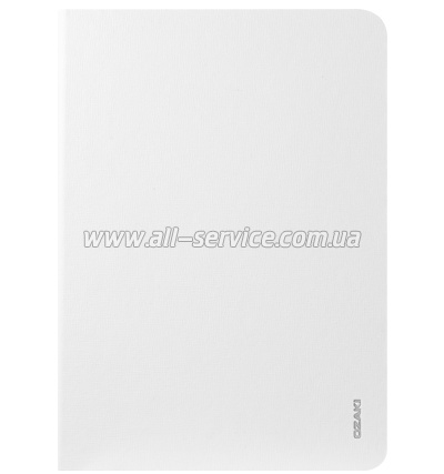 Чехол OZAKI O!coat Slim Adjustable multi-angle iPad Air 2 white (OC126WH)