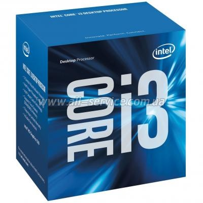 Процесор INTEL CORE I3-6300T BOX (BX80662I36300T)