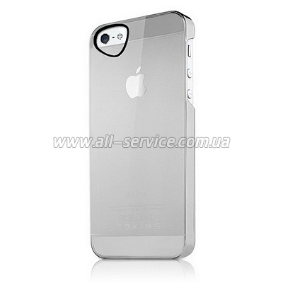 Чехол ITSKINS The new Ghost for iPhone 5/5S/SE White (APH5-TNGST-WITE)
