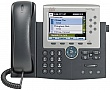 Проводной IP-телефон Cisco UC Phone 7965, Gig Ethernet, Color, spare (CP-7965G=)