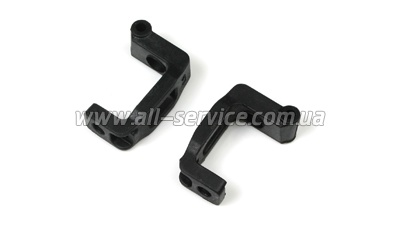 Team Magic E4 Lightweight Caster Block Set 6 degree