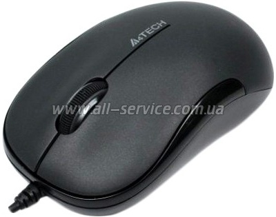 Мышь A4Tech N-330 black USB
