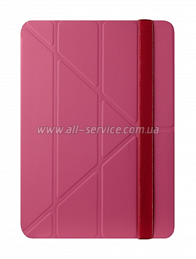 Чехол OZAKI O!coat Slim-Y iPad Air Pink OC110PK