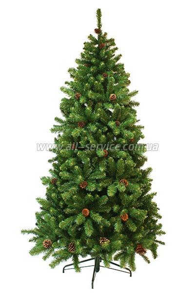 Искусственная ель Triumph Tree Edelman Empress Зеленая. 1.55м.
