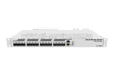 Маршрутизатор MIKROTIK CRS317-1G-16S+RM