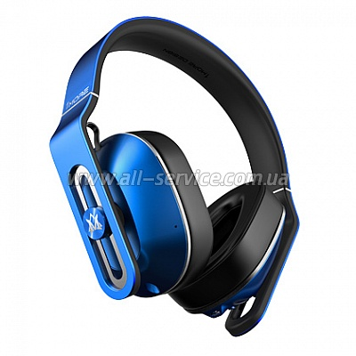 Наушники Xiaomi 1More Over-Ear Headphones Bluetooth MOMO Edition Blue