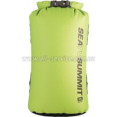 Гермомешок SEA TO SUMMIT Big River Dry Bag (STS ABRDB20GN)