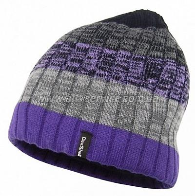 Шапка Dexshell градиент фиолетовый