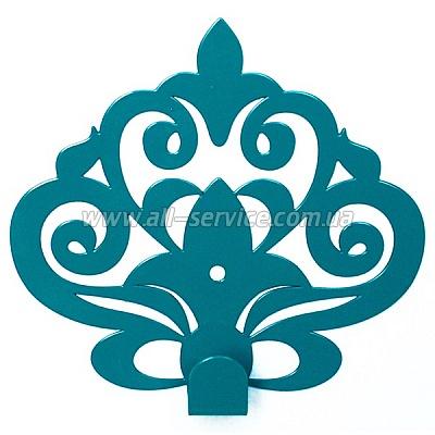 Вешалка Glozis Ajur Turquoise (H-062)
