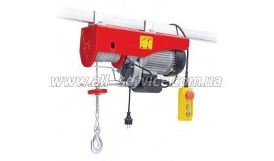 Лебедка электрическая INTERTOOL GT1483