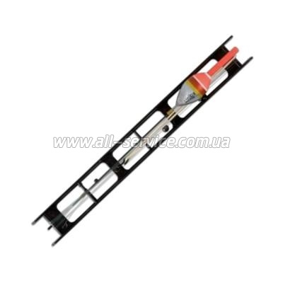 Оснастка поплавочная Lineaeffe KETA Fluorocarbon 46200 (1.0гр осн леска0.12 пов.0.10 крючок№18) (7856010/18)