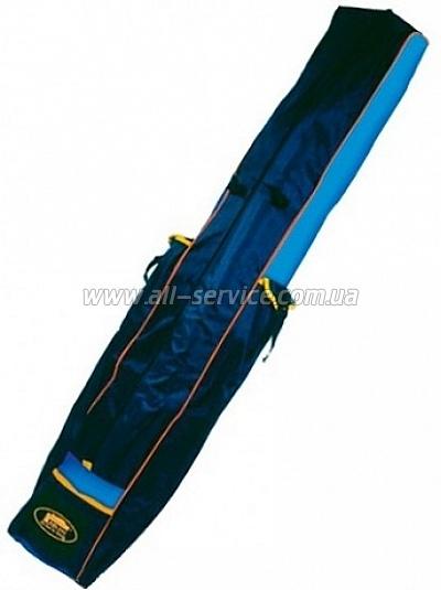 Чехол Lineaeffe для удилищс 2 боковыми карманами 150х25см (6533514)