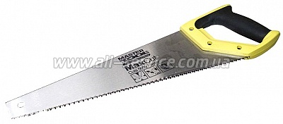 Ножовка столярная Mastertool 400 мм, 4TPI MAX CUT (14-2640)