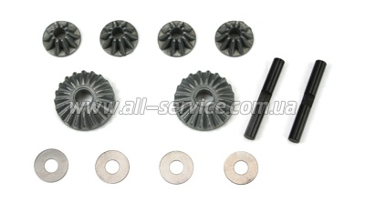 Team Magic Differential Bevel Gear Set for 1 diff