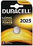 Батарейка DURACELL DL2025 CR DSN