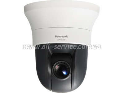 IP-Камера Panasonic Full HD network PTZ (WV-SC588)