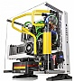 Корпус Thermaltake Core P3/White/Wall Mount (CA-1G4-00M6WN-00)
