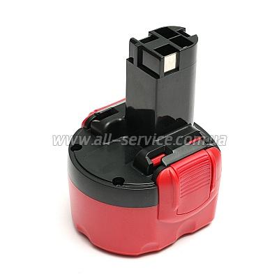Аккумулятор PowerPlant для BOSH GD-BOS-9.6А 9.6V 1.5Ah NICD (DV00PT0029)