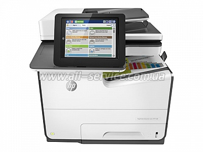 МФУ A4 HP PageWide Enterprise 586dn (G1W39A)