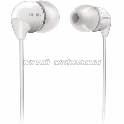 Наушники Philips SHE3590WT/10 White