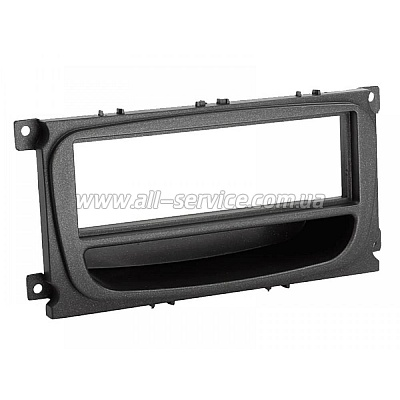 Рамка переходная 281114-36 Ford Mondeo/Focus/C-MAX/S-MAX/Galaxy (black)