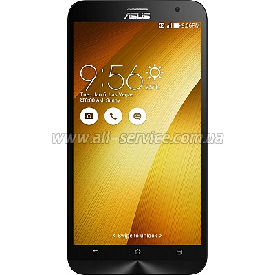 Смартфон ASUS ZenFone 2 ZE551ML-6G463WW Gold (90AZ00A4-M04630)