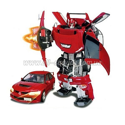 Робот-трансформер Roadbot MITSUBISHI EVOLUTION VIII (50100)
