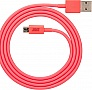 Кабель JUST Simple Micro USB Cable Pink 1M (MCR-SMP10-PNK)