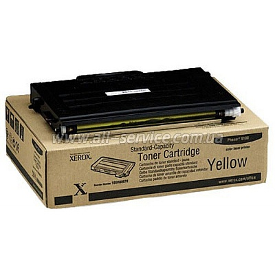 Картридж XEROX PH6100 Yellow (106R00678)