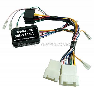 Адаптер рулевого управления AWM MS-1315A Mitsubishi