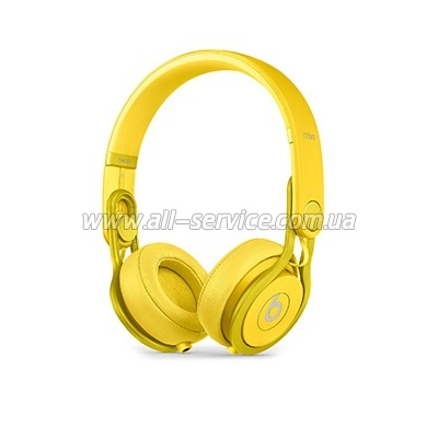Наушники Beats Mixr Yellow (MHC82ZM/A)