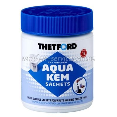 Порошок Thetford Aqua Kem Sachets (8710315991482)