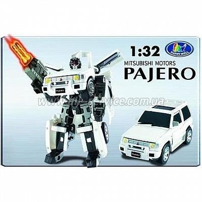 Робот-трансформер Roadbot MITSUBISHI PAJERO (52020)