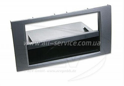Рамка переходная 281114-08-2 Ford Focus/ C-MAX 9/03 Ford Focus 2005 ANTHRACITE
