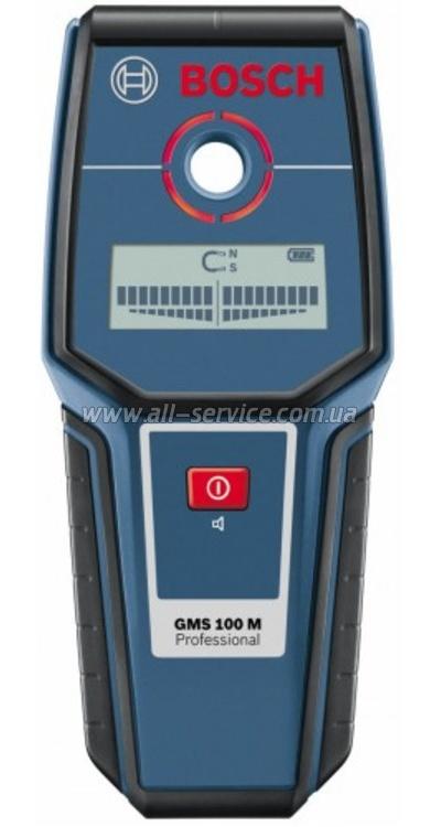 bosch Детектор проводки Bosch GMS 100 M (0.601.081.100)
