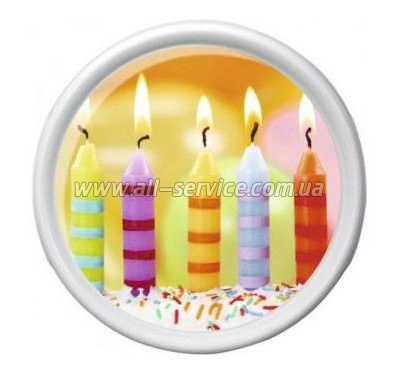 Поднос ROTATION Birthday candles Emsa (EM512517)