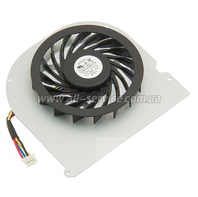 Вентилятор HP-Compaq CQ43 (For Intel Pentium, Integrated graphics, Heatsink ) 5V 0.38A 3pin