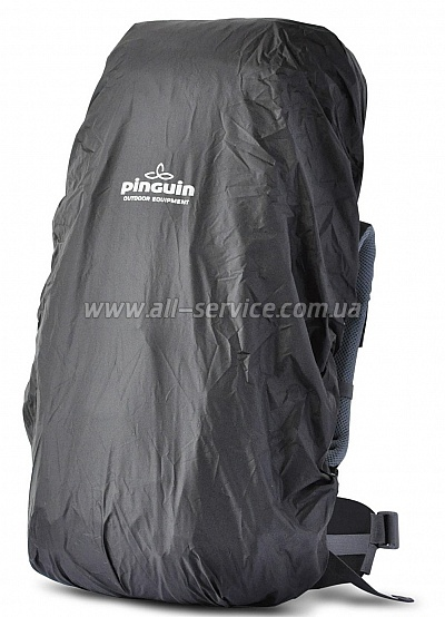 Накидка на рюкзак PINGUIN Raincover XL black (PNG 3014. XL black)
